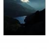 """""""Juste un petit nuage..."""", étang de des Bésines (Ariège)"""