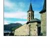 """""""Église fortifiée avec base romane"""", Sentein (Ariège)"""